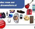 Dream store Cote d'ivoire