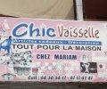 CHIC VAISSELLE