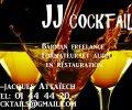J-J Cocktails bartender