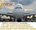 Oracle Voyages et Tourisme
