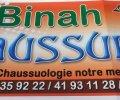 BINAH CHAUSSURE