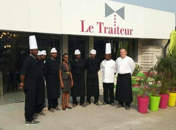 Le Traiteur, Abidjan
