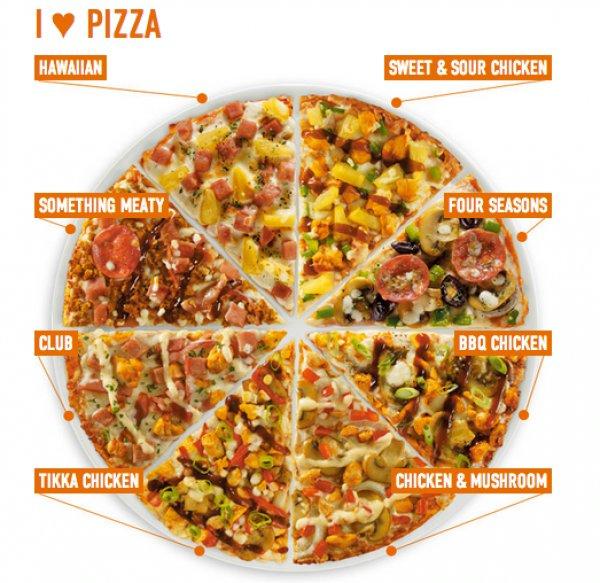 Debonairs Pizza Abidjan