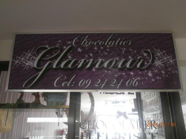 CHOCOLATIER GLAMOUR