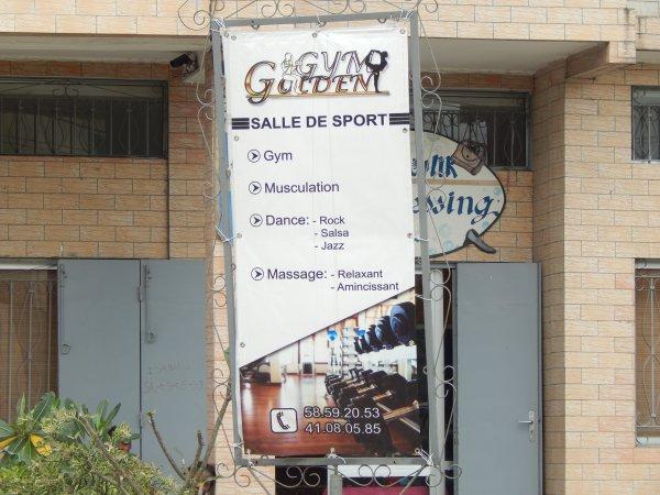GYM  GOLDEN