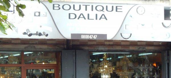 BOUTIQUE DALIA