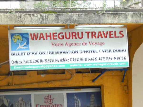 WAHEGURU TRAVELS