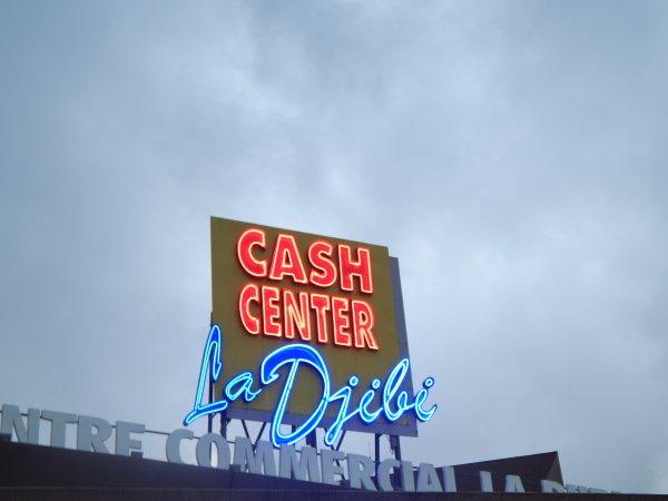 Cash Center DJIBI