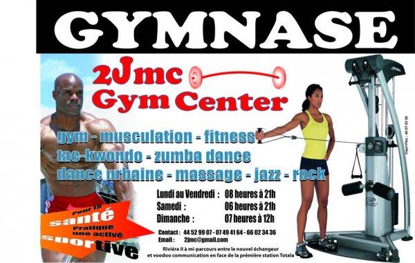2Jmc Gym Center