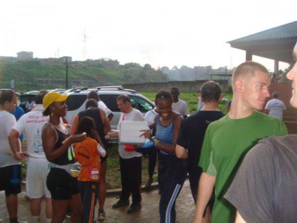 Hash Club Abidjan (Club de marche)