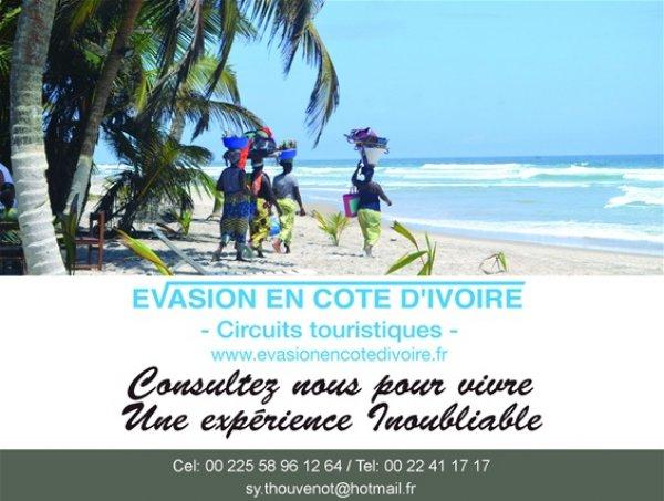 Evasion en Côte d'Ivoire