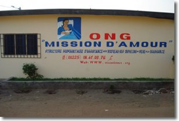 ONG MISSION D'AMOUR