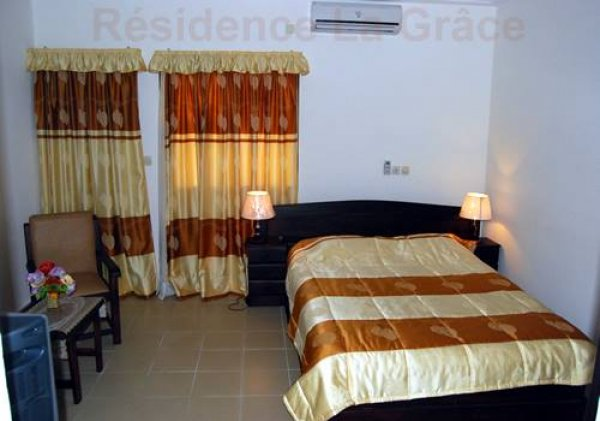 Résidence Hôtel La Grâce