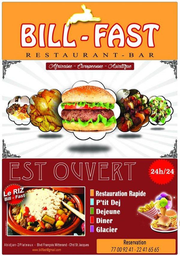 Bill-Fast