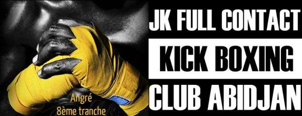 JK Full Contact Kick Boxing Club