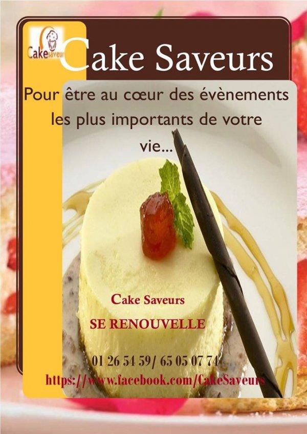 CAKE Saveurs