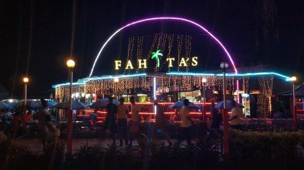 Restaurant Fahitas