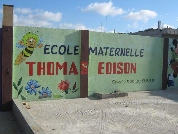 Groupe Scolaire Thomas Edison