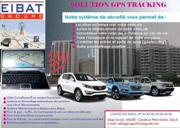 GPS TRACKING (EIBAT GROUPE)