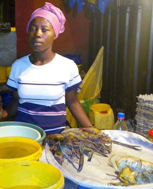 LA TIBERIADE (Crabe braisé)