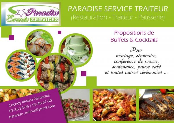 PARADISE EVENTS