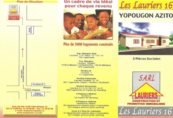 Villa Yop Azito - Les Lauriers 16