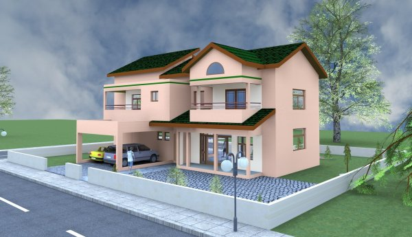 Villa TRES HAUT STANDING - PALMERAIE