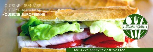 Restaurant Bâche Verte - Traiteur
