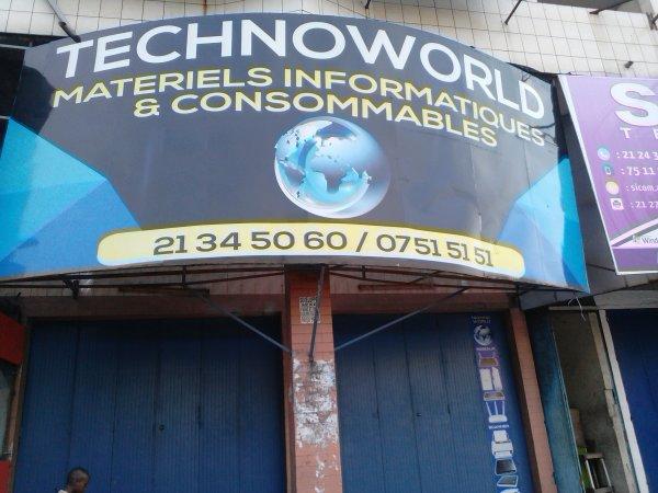 TECHNO WORLD