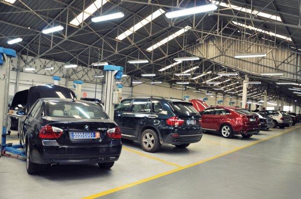 BMW - TRACTAFRIC MOTORS