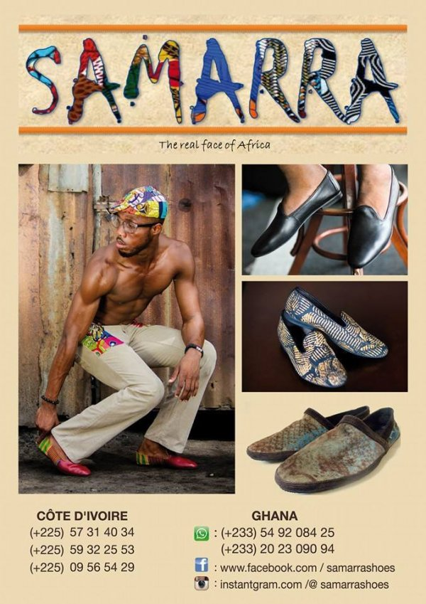 Samarra Shoes