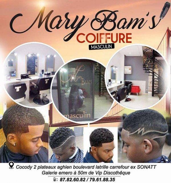 Mary Bam's Coiffure Masculin