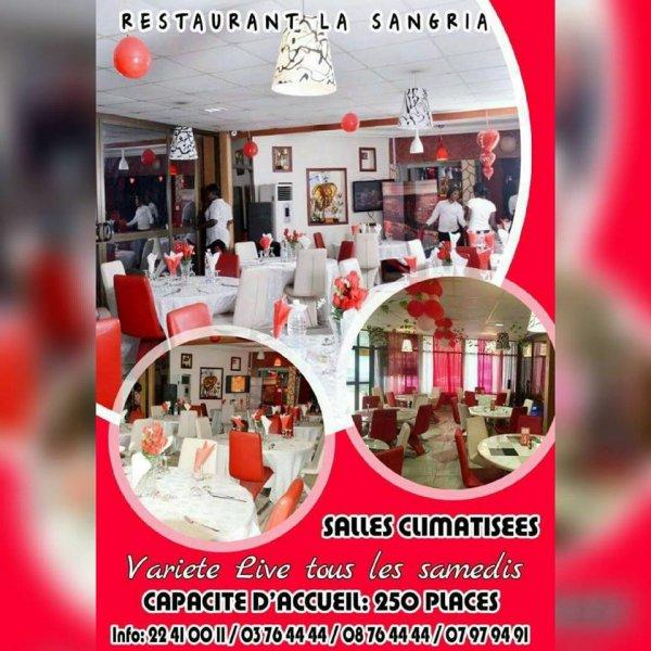 SANGRIA Bar et Restaurant