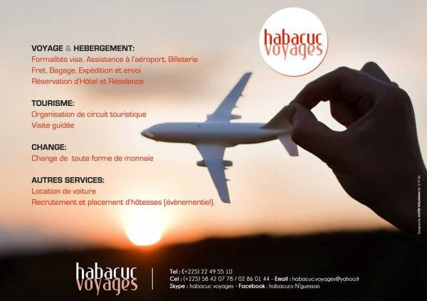 Habacuc Voyages