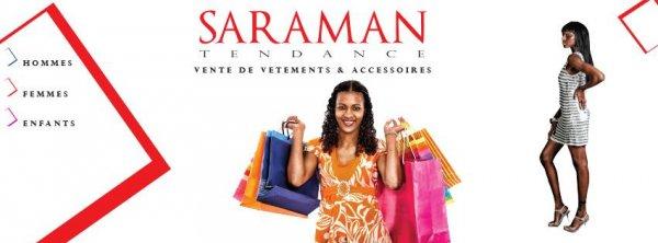 Saraman Tendance