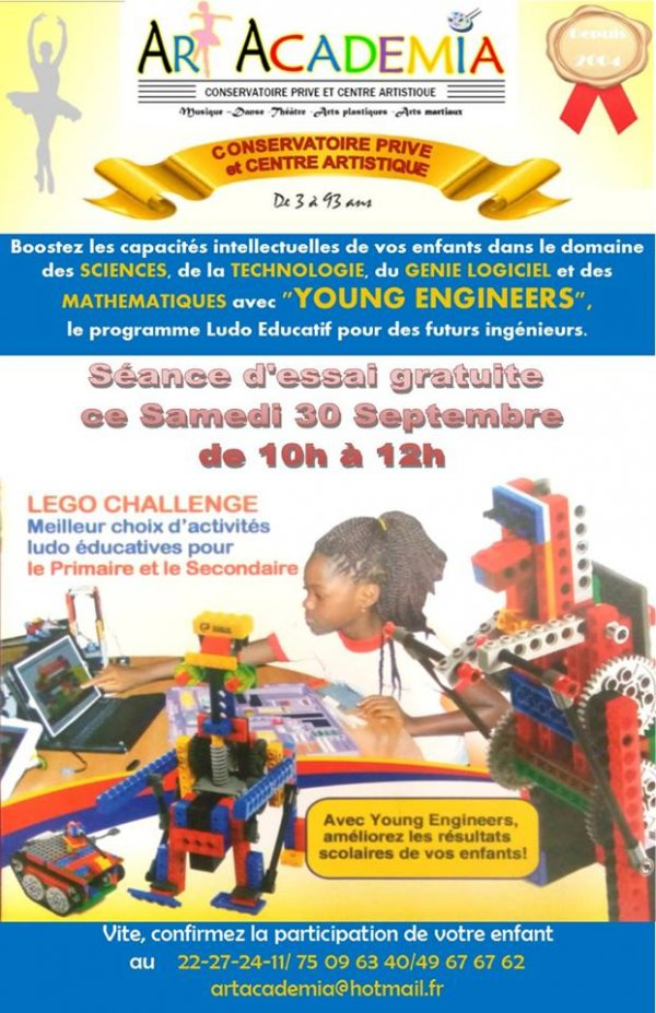Art Academia [Young Engineers]