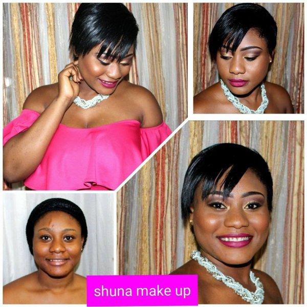 Shuna Make Up