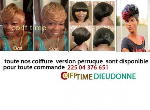 Coiff Time Dieudonne