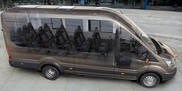 CAR DE 15 PLACES