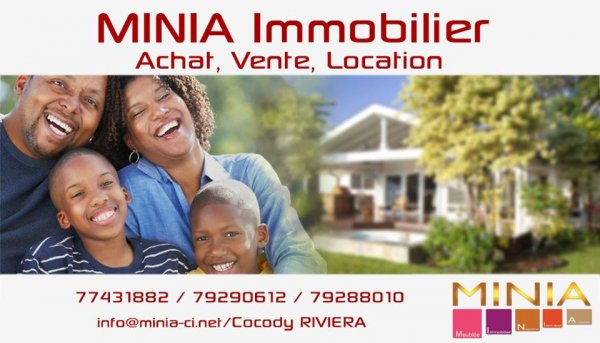 MINIA IMMOBILIER