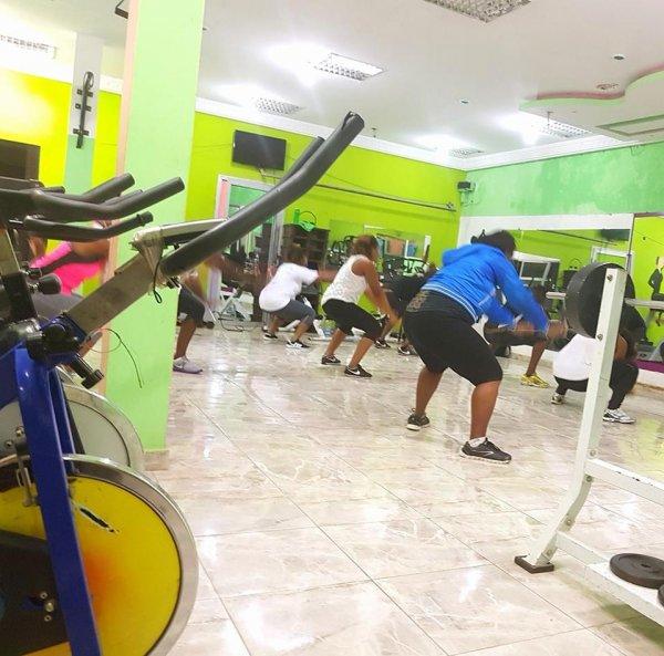 Beaudjin's Fitness Club