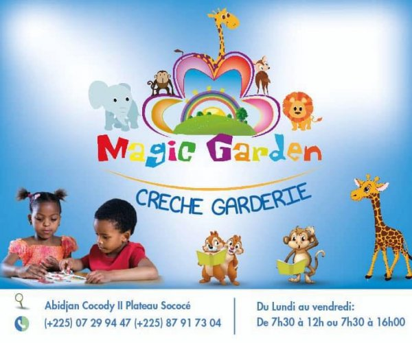 Magic Garden Ivoire