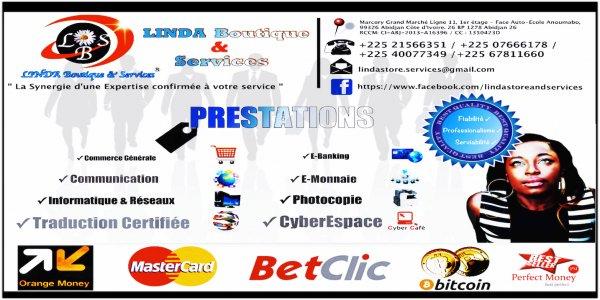 LINDA Boutique & Services