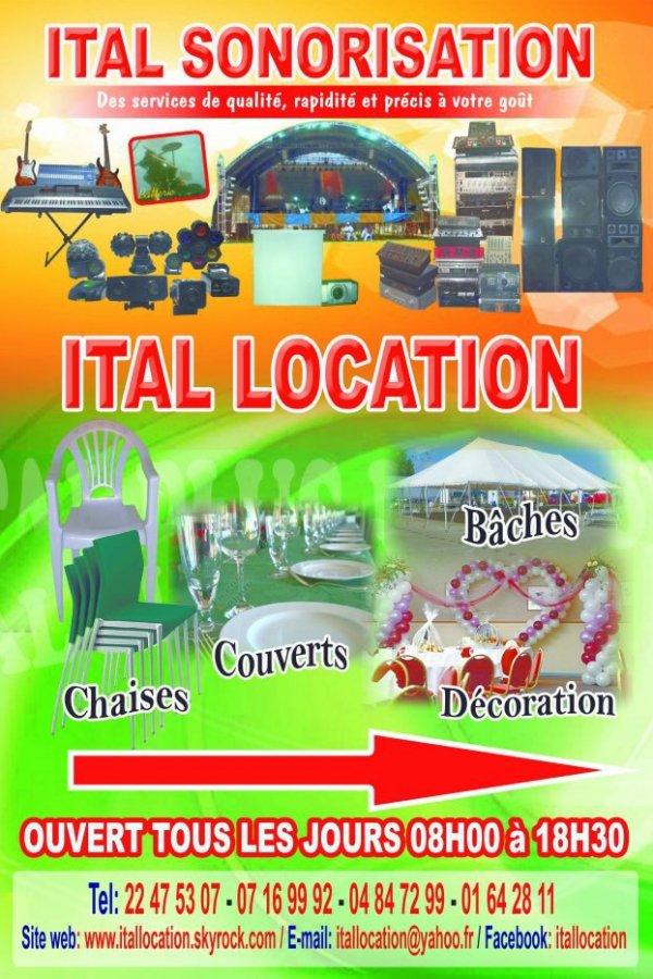 ITAL Location