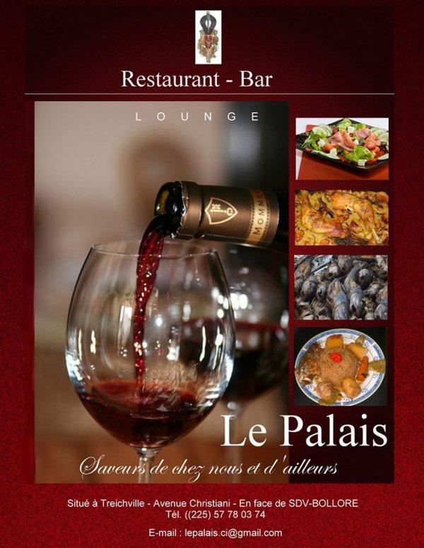 Le Palais - Restau Lounge