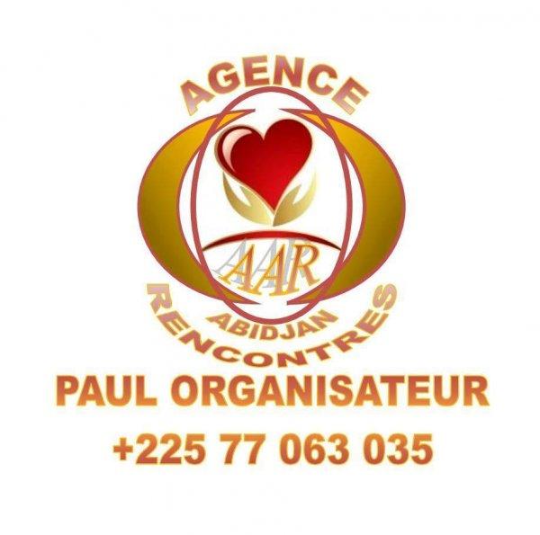 Paul Organisateur (Agence Abidjan Rencontres)