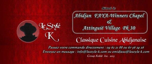 Le Stylé k (1 & 2) Restau-Bar